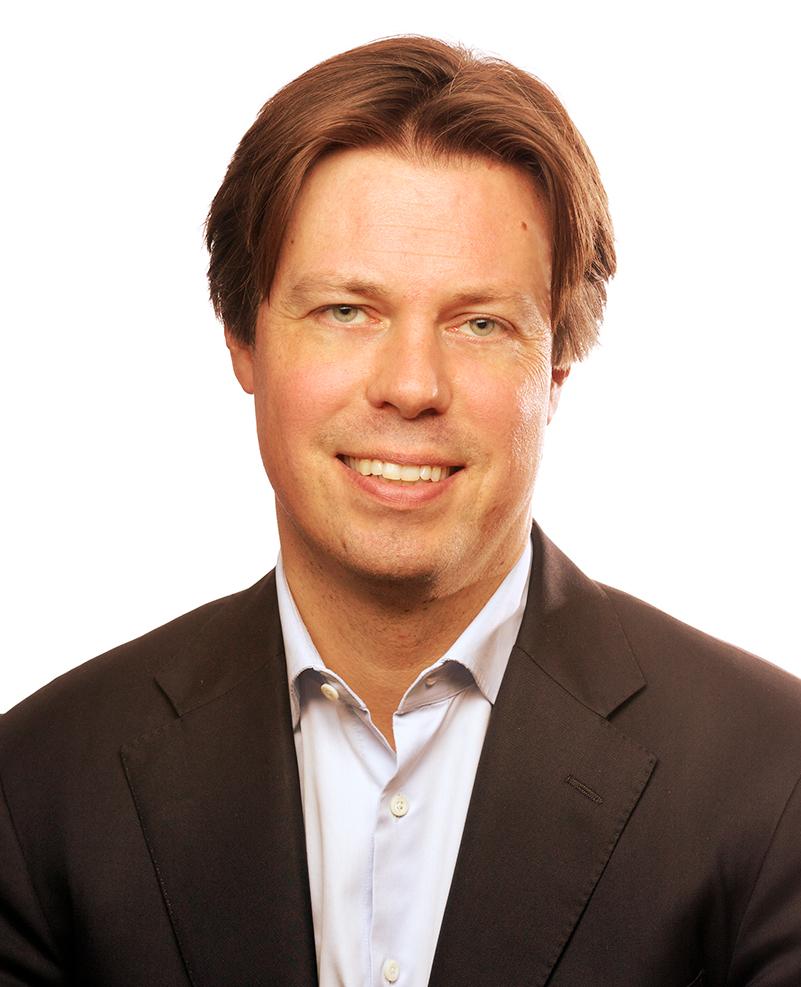 Globalfond förvaltare Andreas Brock