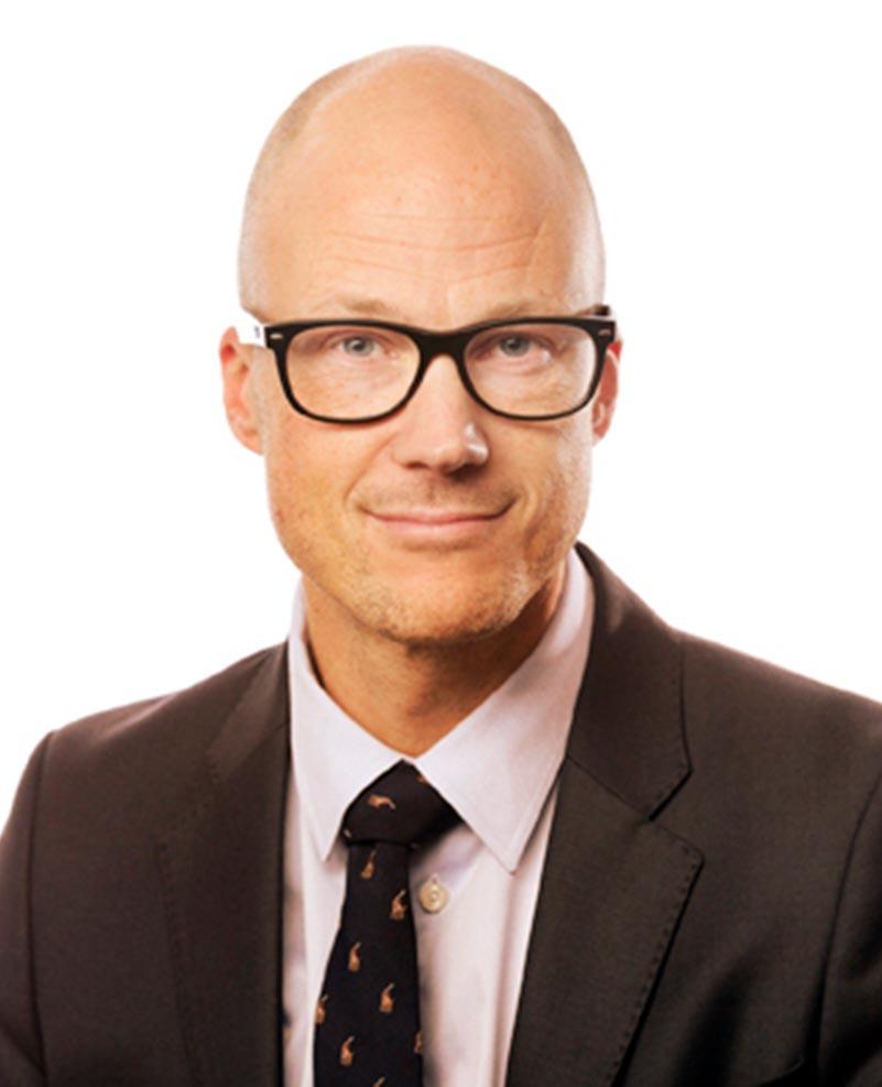 Coelis kapitalförvaltare Erik Lundkvist