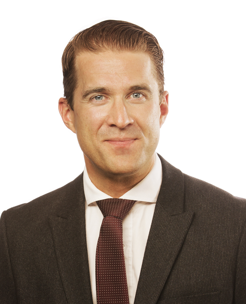 Coelis kapitalförvaltare Gustav Fransson