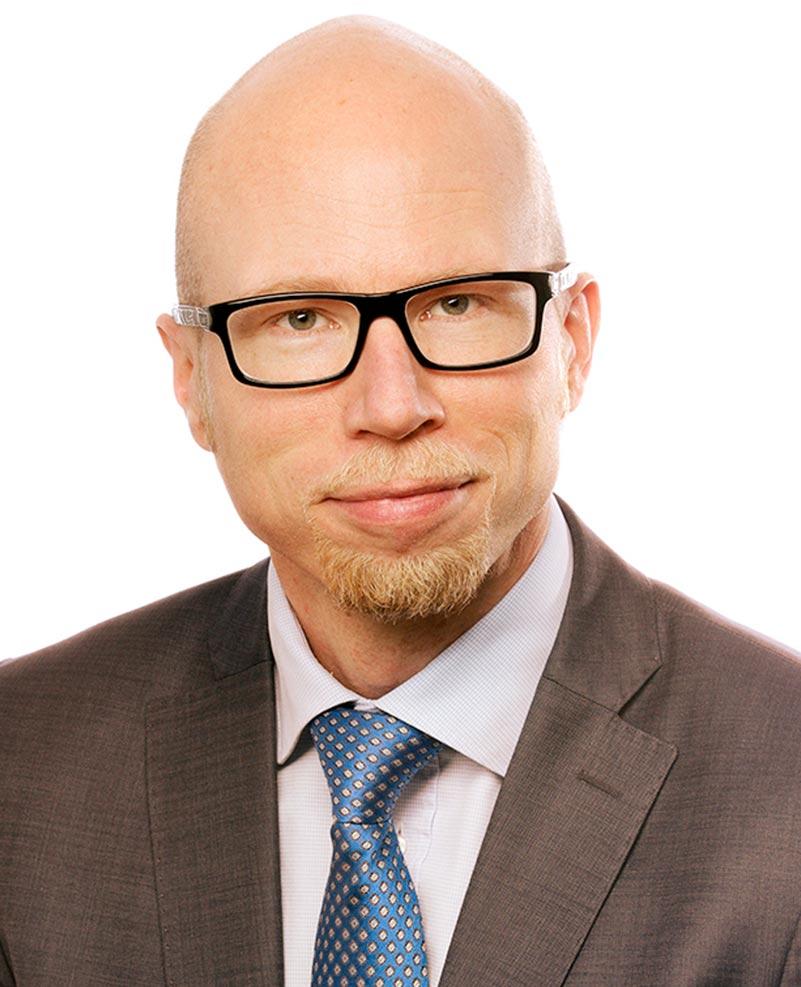 Coeli Sverige förvaltare Mattias Eriksson