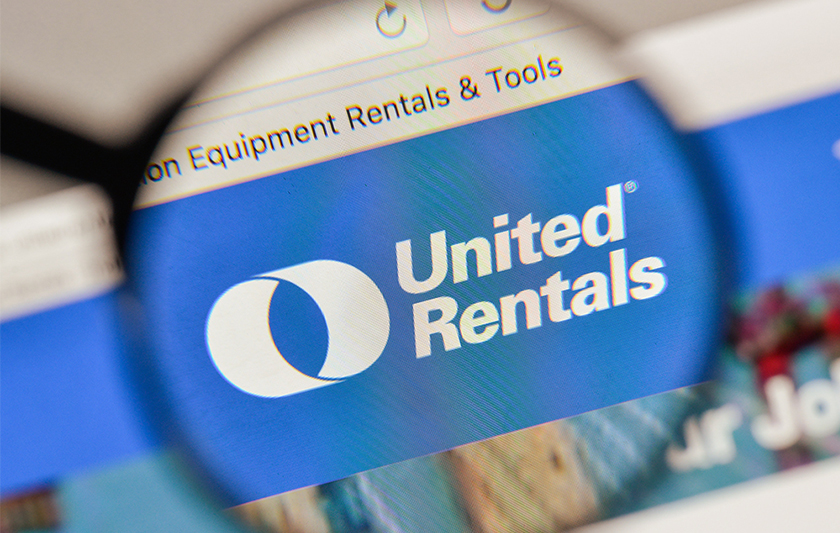 United Rentals – en special situations-aktie