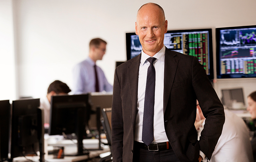 Arne Lundberg med i DiTV