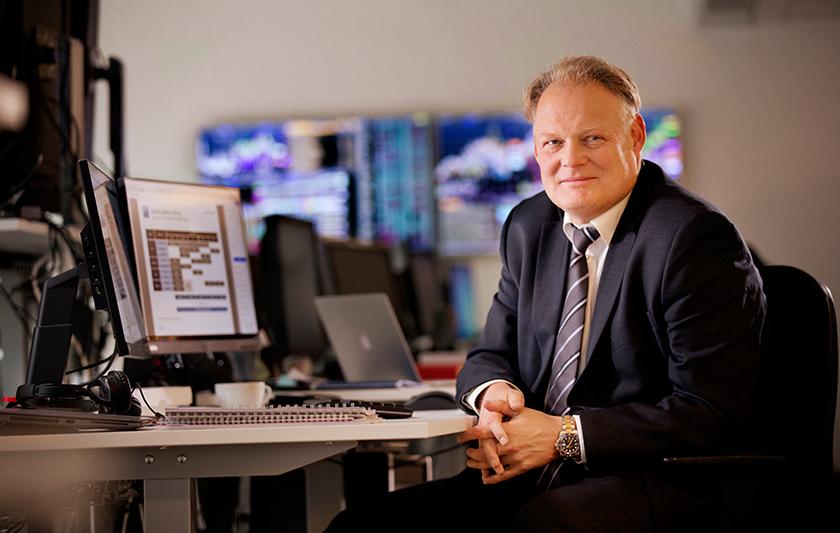 Stefan Åsbrink med fonden Coeli Multi Asset i Nordic Hedge Fund Industry Report för 2021