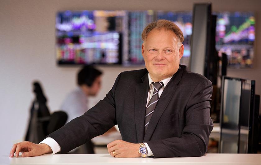 Stefan Åsbrink i HedgeNordic-artikel om sin fond Coeli Multi Asset