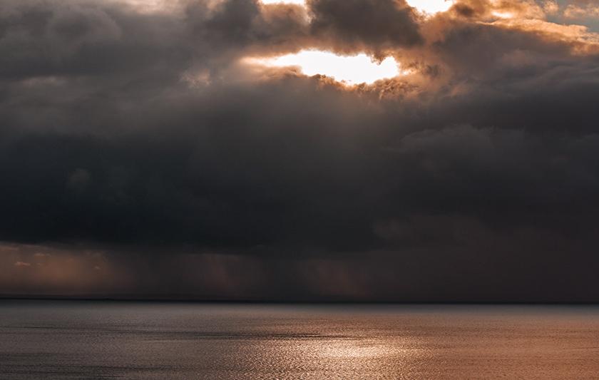 Efter regn kommer solsken