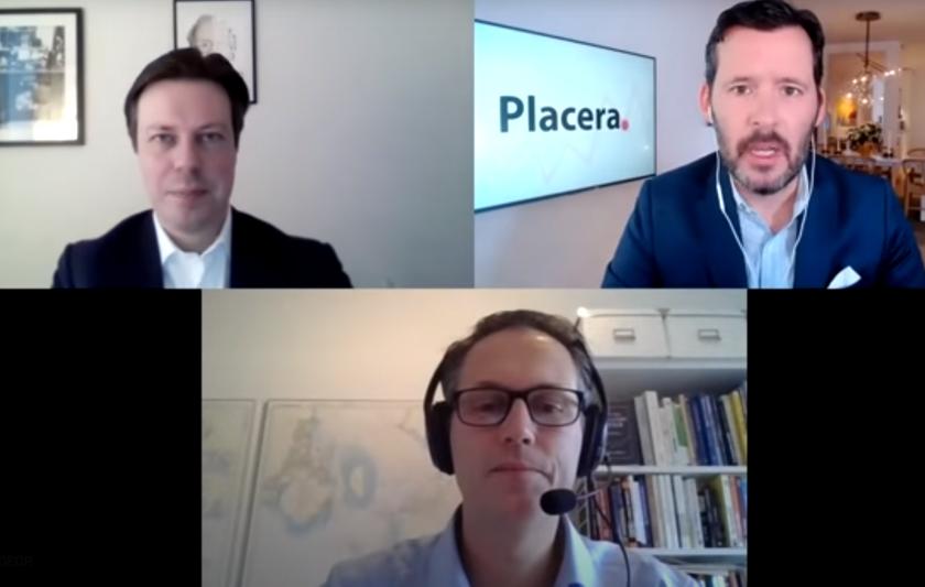 Andreas och Henrik i PlaceraTV
