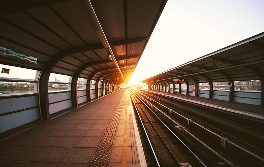 Aktier är som tåg – man kan stiga på och stiga av flera gånger