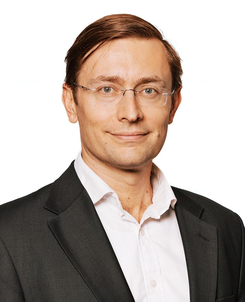 Coelis kapitalförvaltare Maciej Woznica